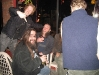 outside the Ash St Saloon, Portland, OR. Nov 1st, 2006